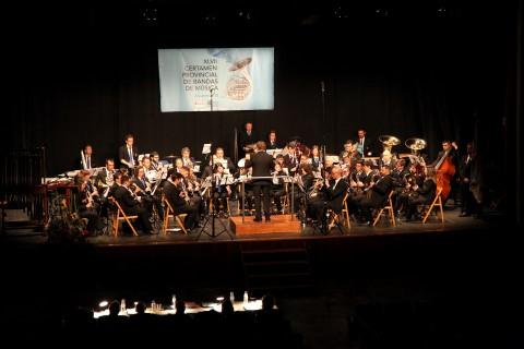 La Agrupación Musical de Montesinos y la Unión Musical San Bartolomé de Orihuela ganan la tercera y cuarta Sección del 47º Certamen Provincial de Bandas de Alicante